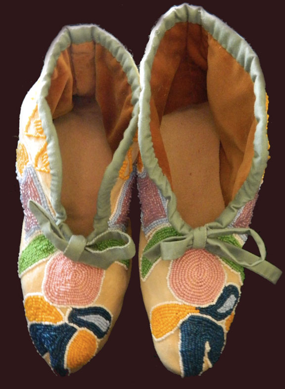 Cherokee Moccasins