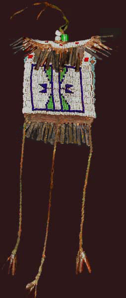Native american beaded strike a lites of the plains for Cheyenne tribe arts and crafts