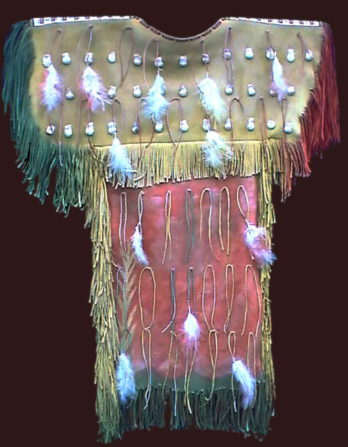 Plains Indian Beaded Dresses Native American Dresses